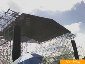 techos para concierto