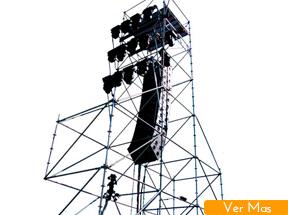 torres de sonido